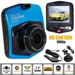 Full HD Car DVR fedélzeti kamera