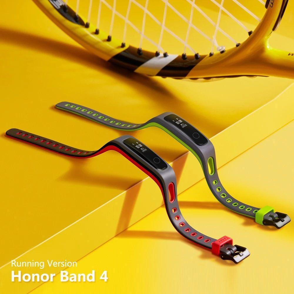 Huawei HB 4 Running Edition okos fitneszkarkötő