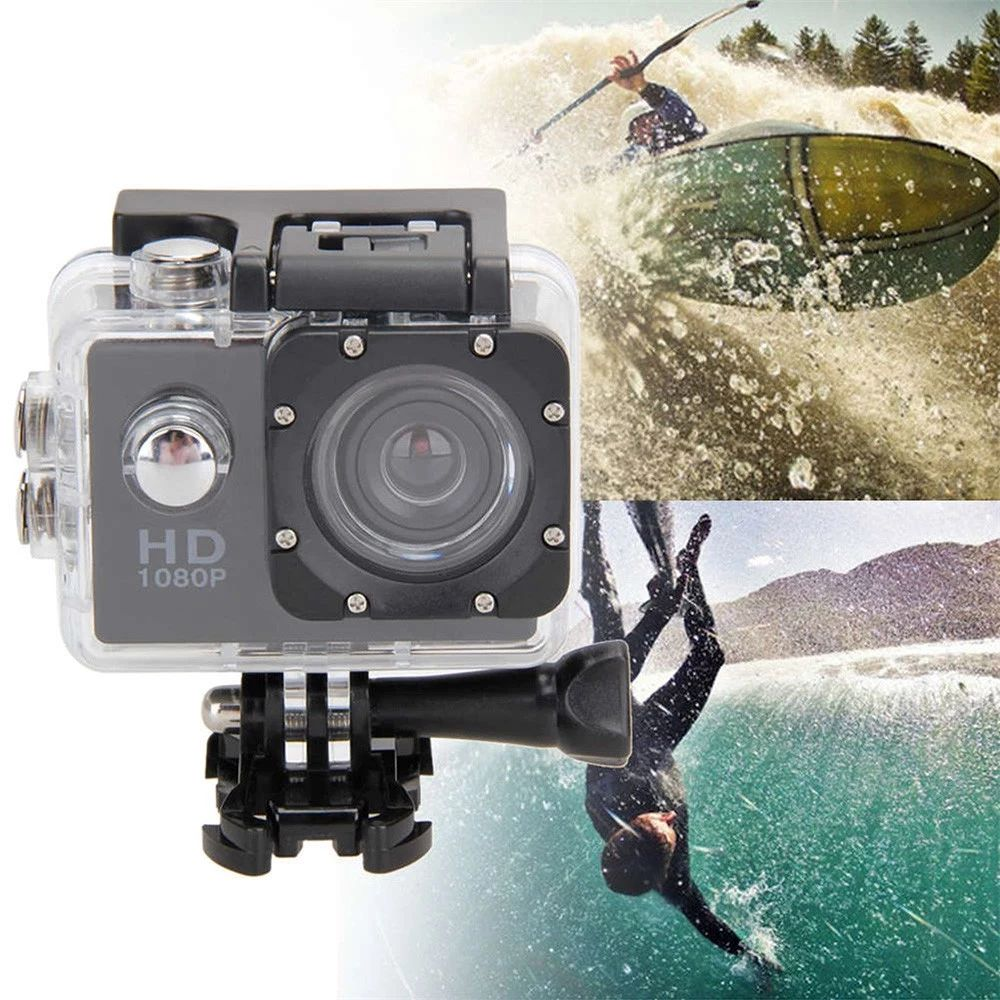 Quelima JS4004 akciókamera