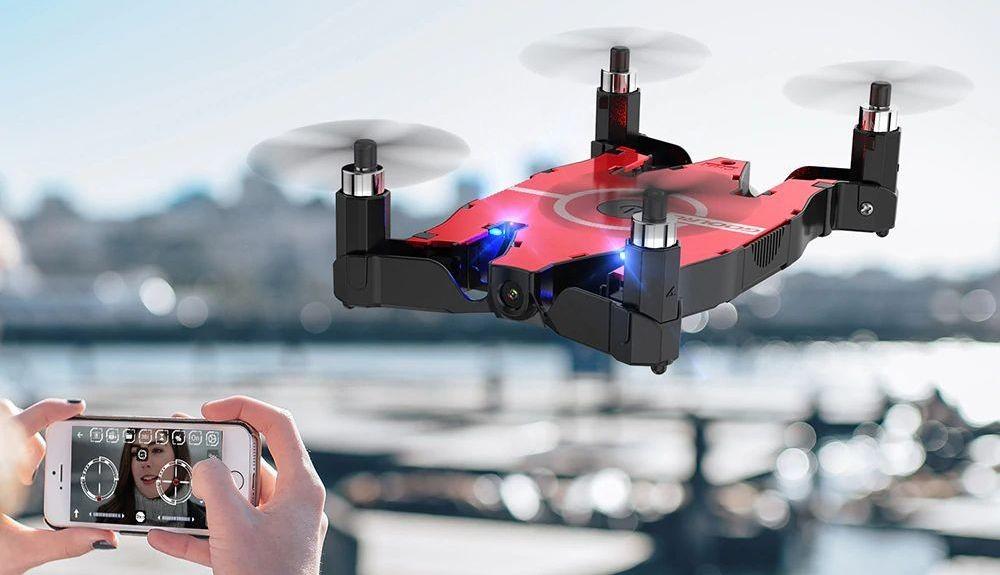 GoolRC T47 slefie drone