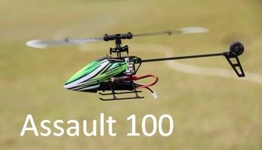 Assault 100